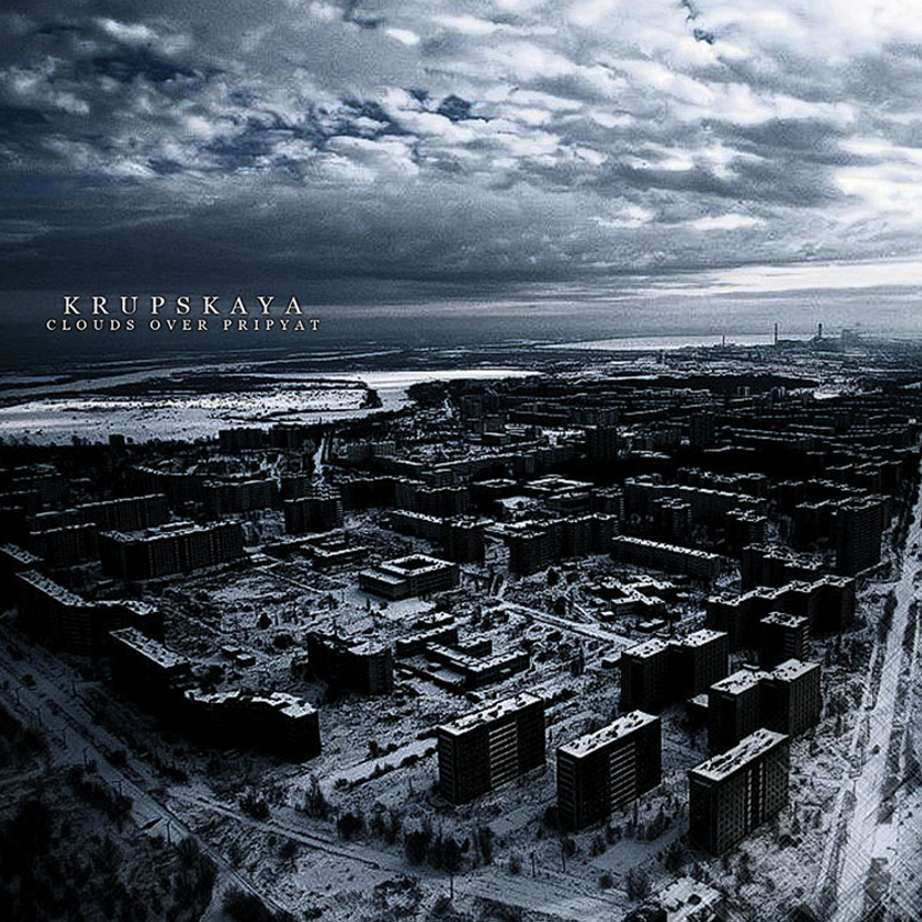 Clouds Over Pripyat cover artwork
