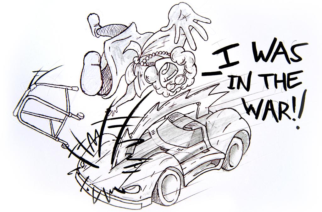 Carmageddon FTW!