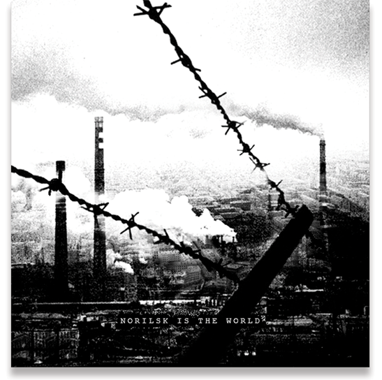 Norilsk is the world