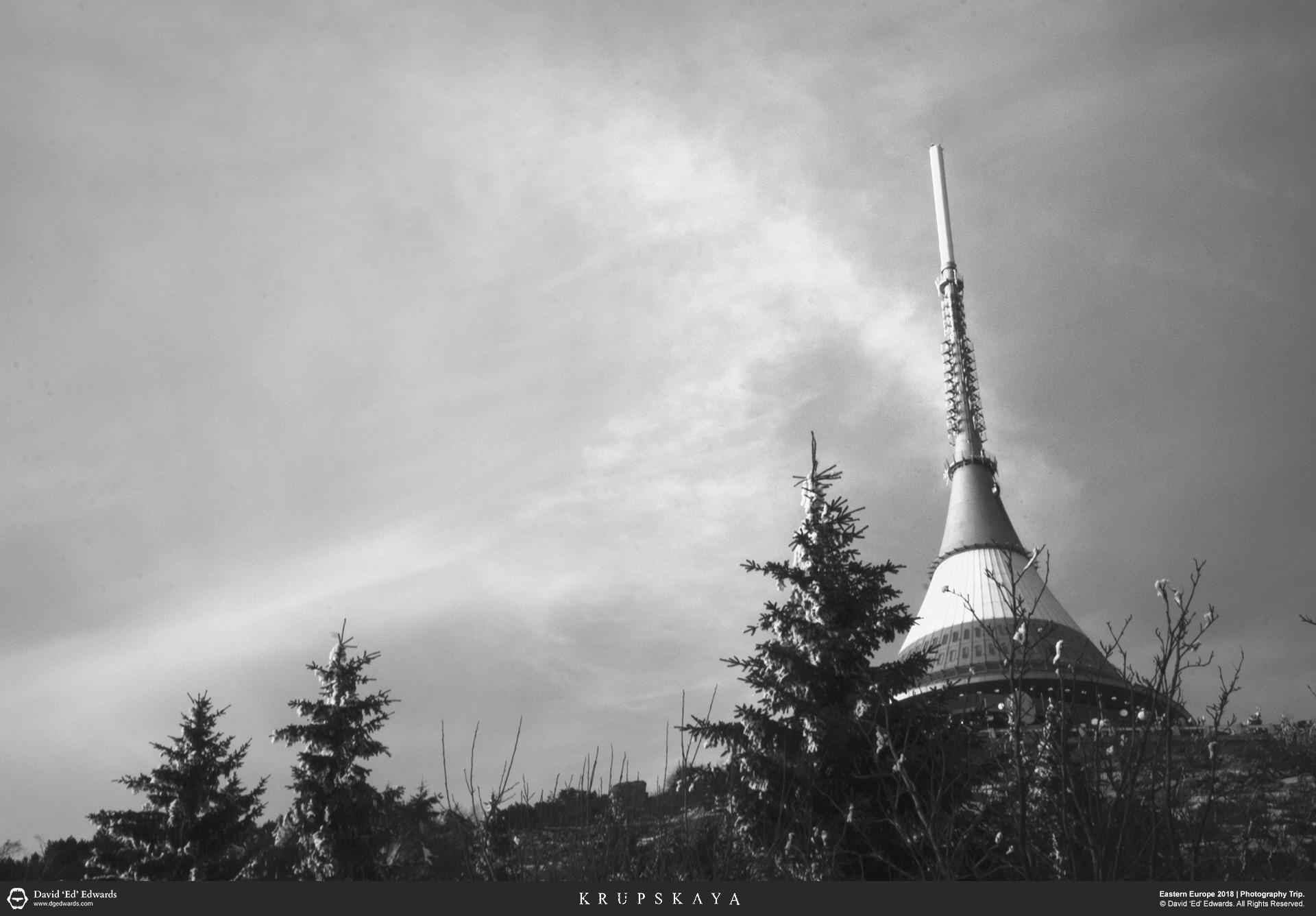 Jested Mountain Hotel, Liberec