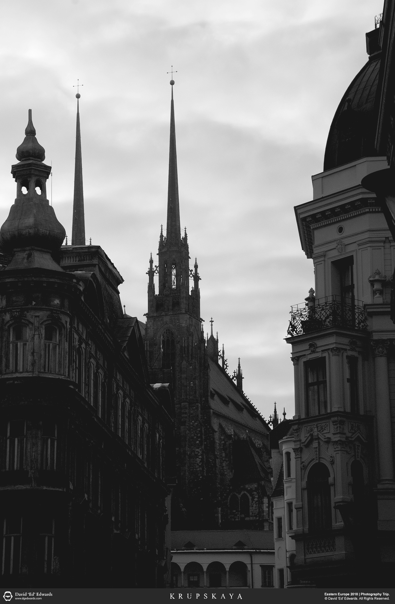 Architecture, Eastern Europe